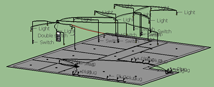 oob electrical plugin for sketchup rh oob duckdns org Basic Electrical Wiring Diagrams House Wiring Circuits Diagram